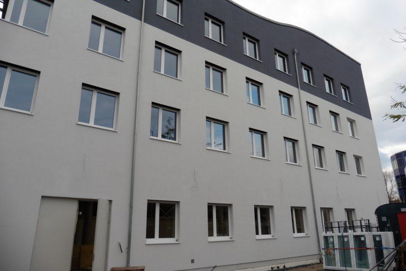 NEUBAU EINES BÜROGEBÄUDES IN BERLIN-ADLERSHOF